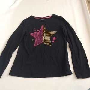 Circo, long sleeve girl shirt  Size L (10-12)